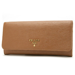 PRADA 1M1132 VITELLO MOVE CARAMEL