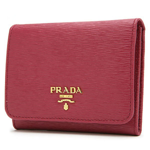 PRADA 1MH176 VITELLO MOVE IBISCO