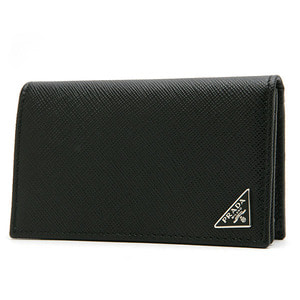 PRADA 2MC122 SAFFIANO TRIANG NERO