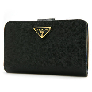 PRADA 1ML225 SAFFIANO TRIANG NERO