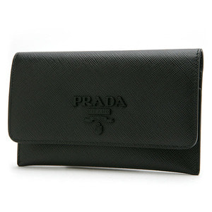 PRADA 1MC004 SAFFIANO SHINE NERO