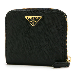 PRADA 1ML522 SAFFIANO TRIANG NERO