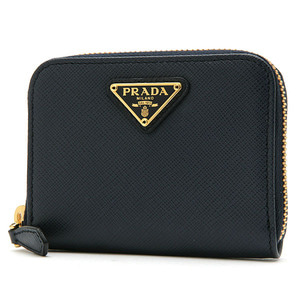 PRADA 1MM268 SAFFIANO TRIANG BALTICO