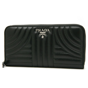 PRADA 1ML506 SOFT CALF IMPUN NERO