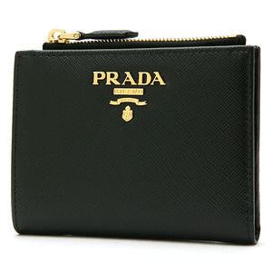 PRADA 1ML023 SAFFIANO METAL NERO