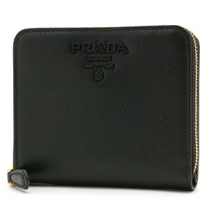 PRADA 1ML036 SAFFIANO SHINE NERO