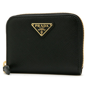 PRADA 1MM268 SAFFIANO TRIANG NERO