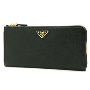 PRADA 1ML183 SAFFIANO TRIANG NERO