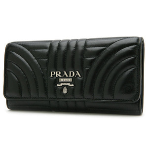 PRADA 1MH132 SOFT CALF IMPUN NERO