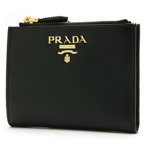 PRADA 1ML024 SAFFIANO METAL NERO