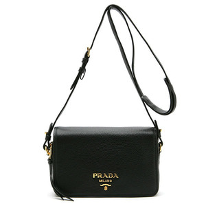 PRADA 1BD163 VITELLO PHENIX NERO