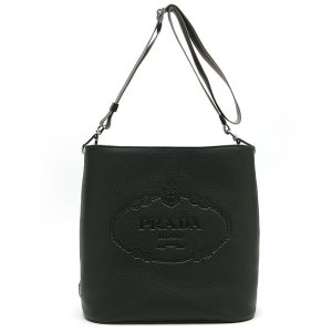PRADA 1BE023 VITELLO PHENIX NERO